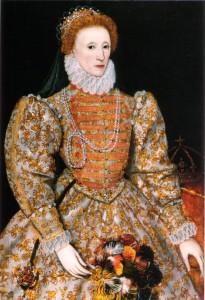 Darnleyho portrét Alžběty I.